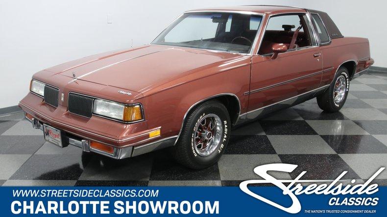 For Sale: 1988 Oldsmobile Cutlass