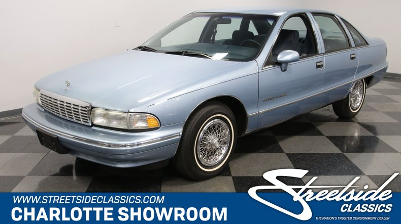 For Sale: 1992 Chevrolet Caprice