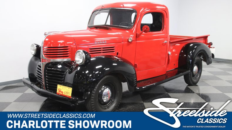 For Sale: 1947 Dodge WC