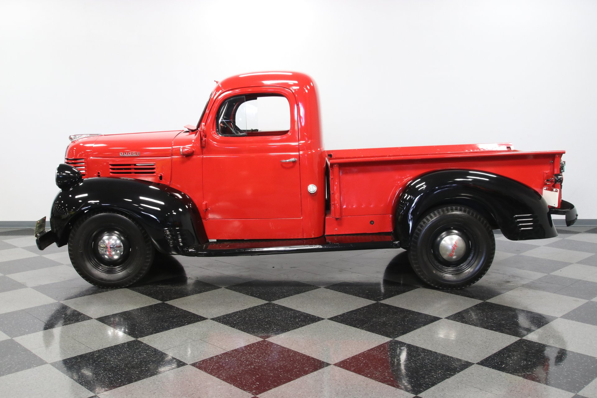 1947 dodge wc 1 2 ton pickup