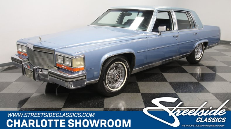 For Sale: 1988 Cadillac Brougham