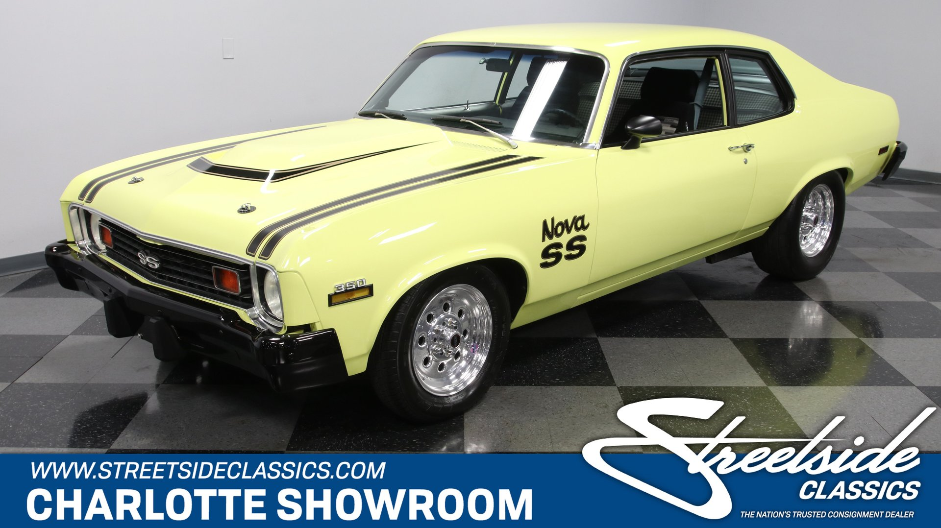 1974 Chevrolet Nova Classic Cars For Sale Streetside Classics The Nation S 1 Consignment Dealer