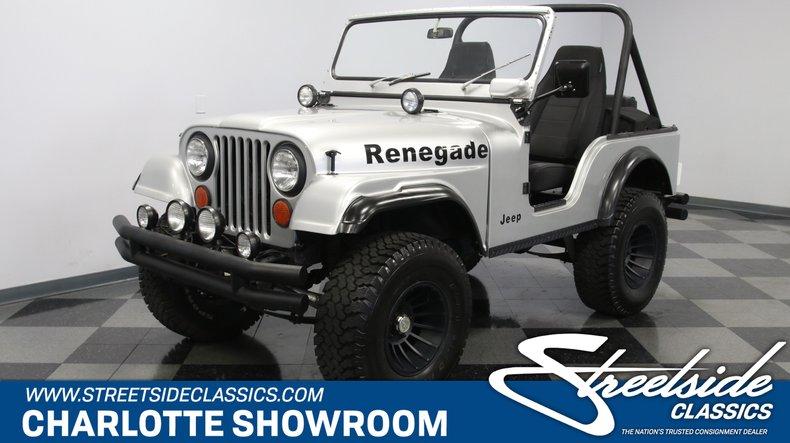 For Sale: 1971 Jeep CJ5