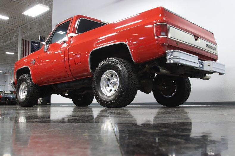 1982 Chevrolet C10 Silverado For Sale 171523 Motorious