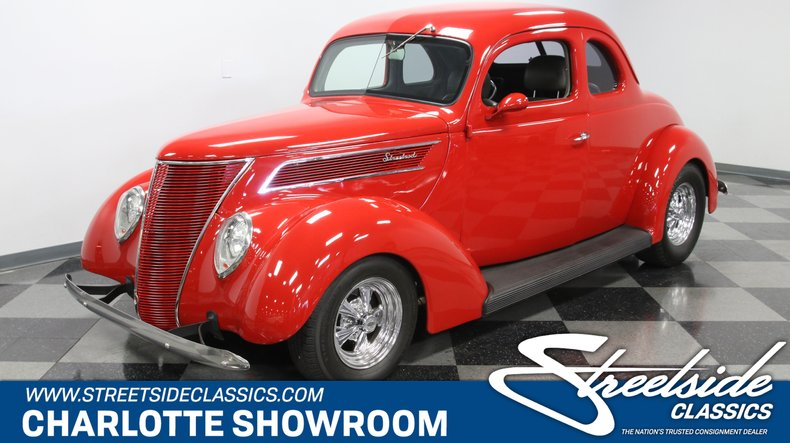 For Sale: 1937 Ford Business Coupe