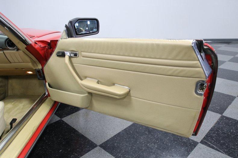 1987 Mercedes-Benz 560SL 71