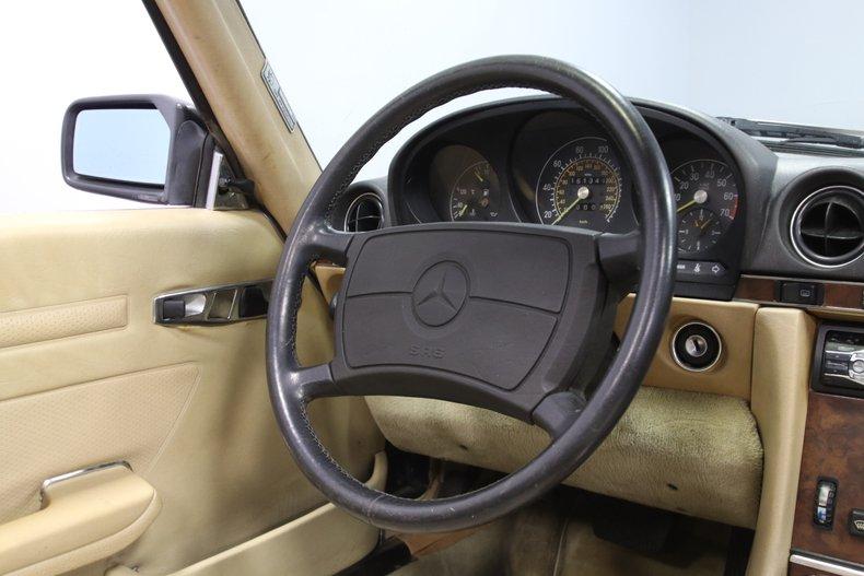 1987 Mercedes-Benz 560SL 69
