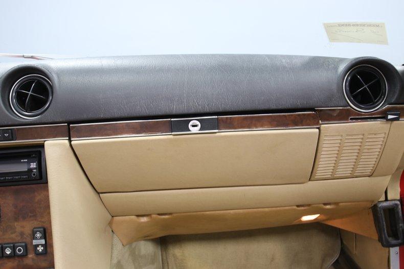1987 Mercedes-Benz 560SL 70