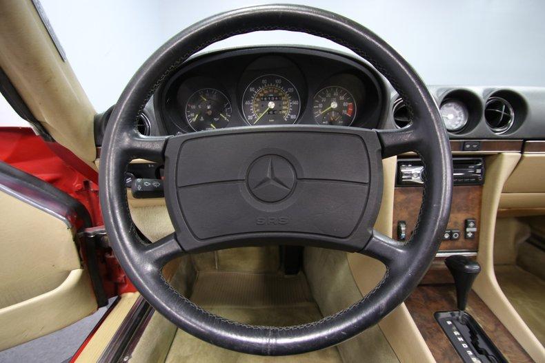 1987 Mercedes-Benz 560SL 54