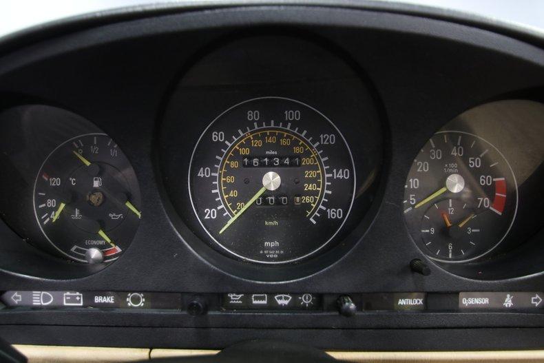 1987 Mercedes-Benz 560SL 55
