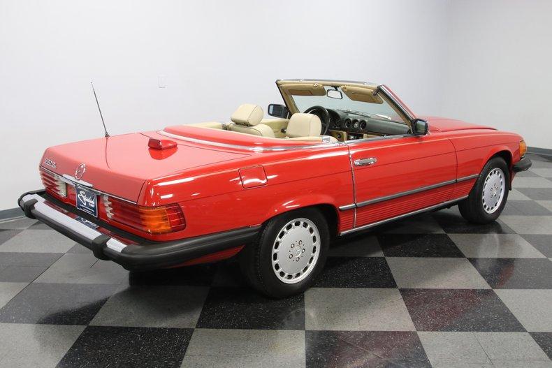 1987 Mercedes-Benz 560SL 13