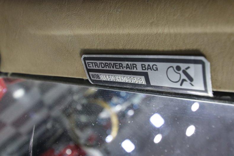 1987 Mercedes-Benz 560SL 77