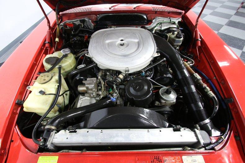 1987 Mercedes-Benz 560SL 45