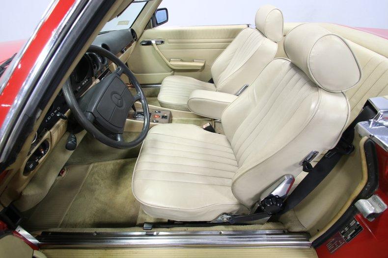 1987 Mercedes-Benz 560SL 4