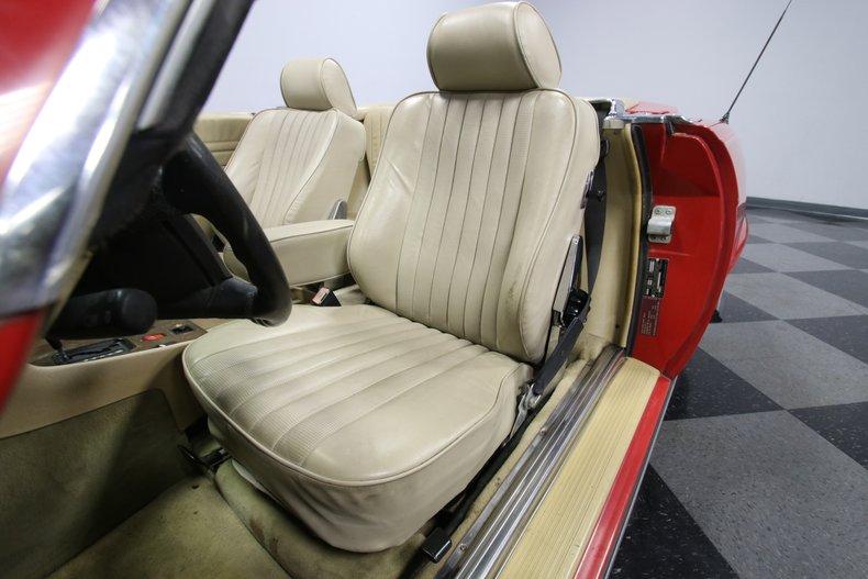 1987 Mercedes-Benz 560SL 63