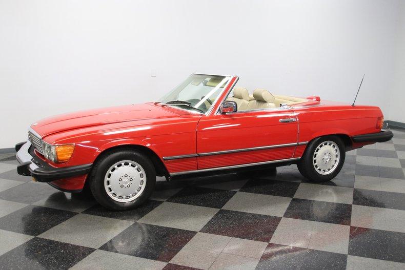 1987 Mercedes-Benz 560SL 6