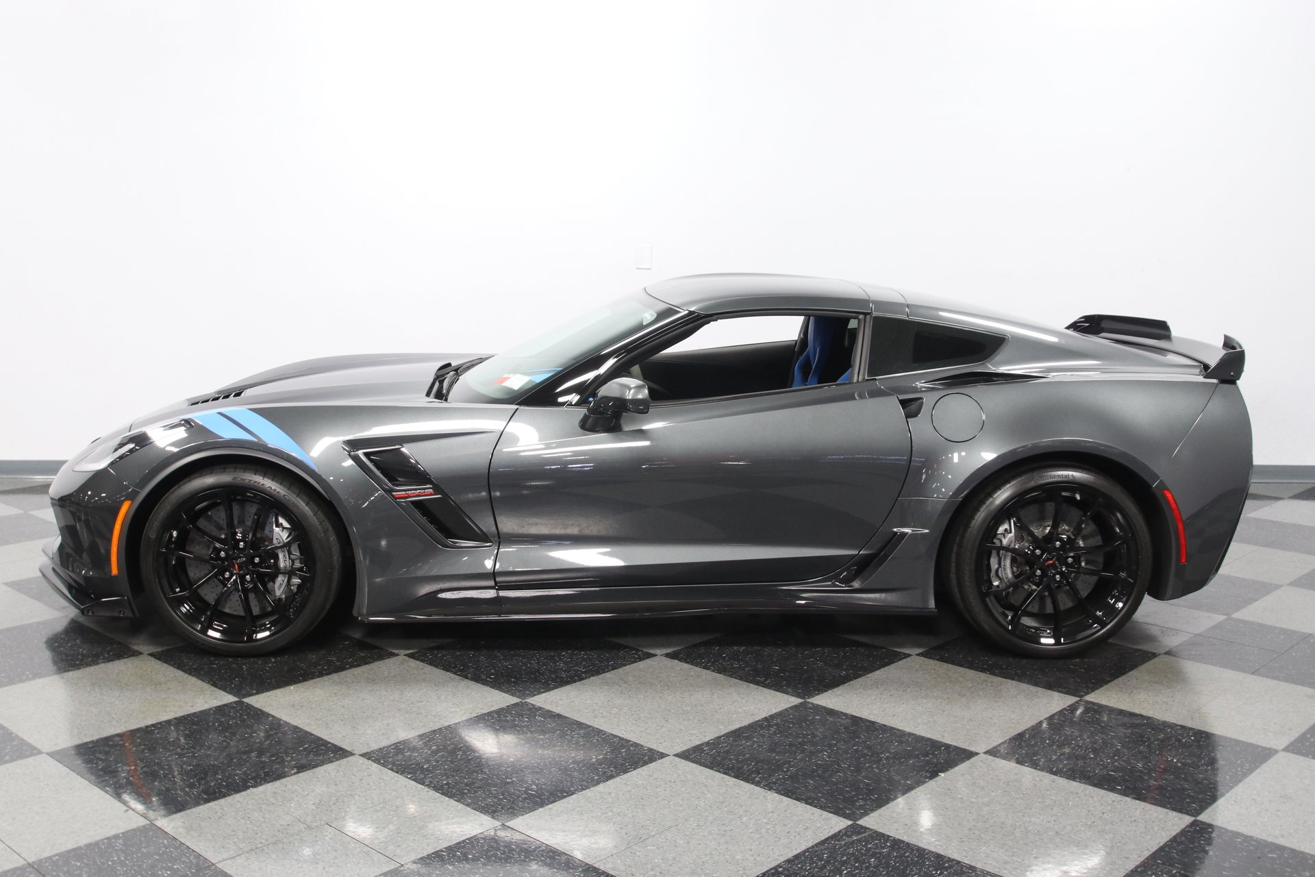 2017 chevrolet corvette grand sport 3lt collectors edition