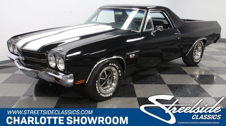 For Sale: 1970 Chevrolet El Camino
