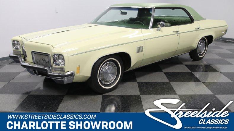 For Sale: 1972 Oldsmobile Delta 88