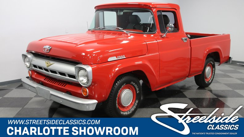 For Sale: 1957 Ford F-100