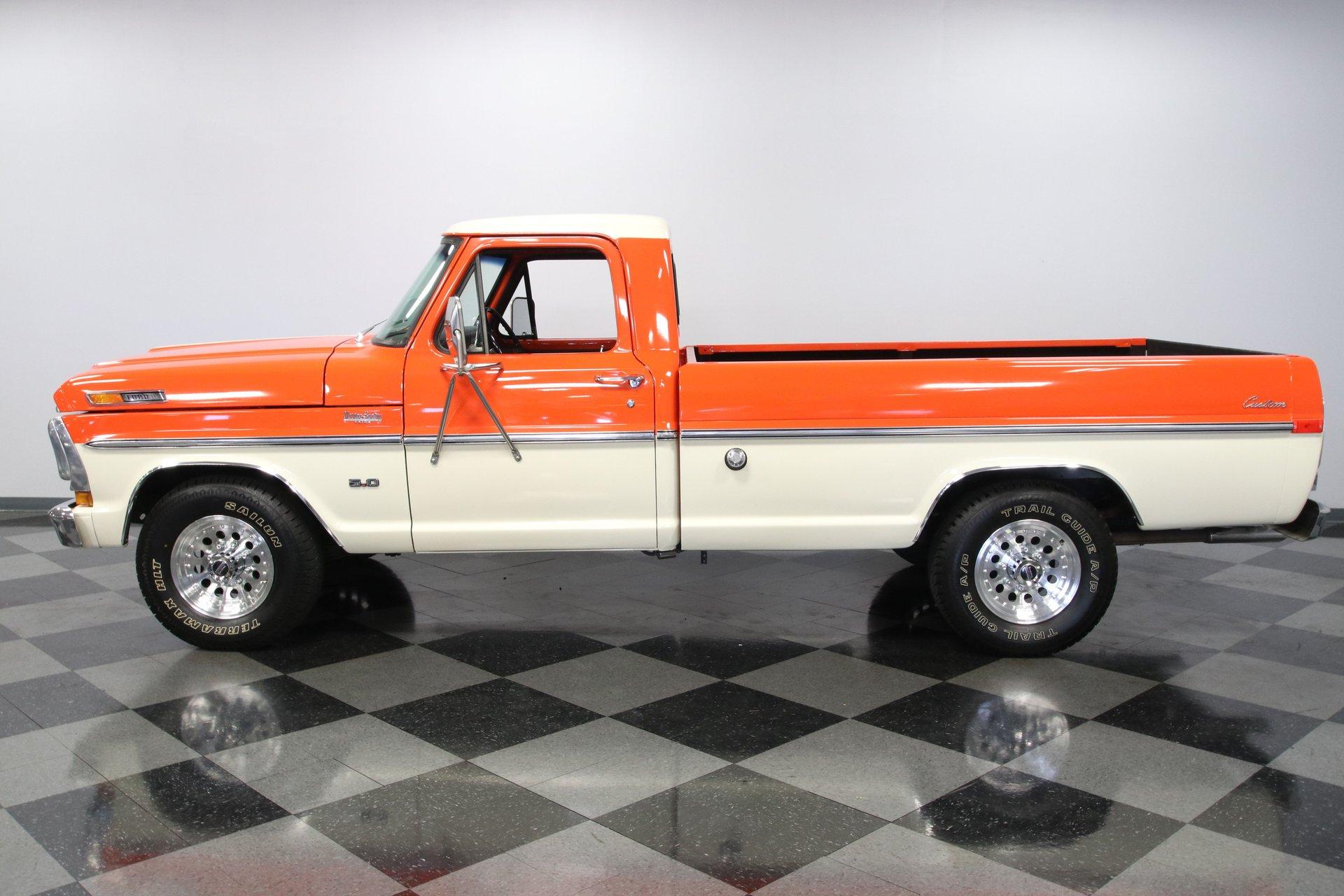 1972 ford f 250 custom