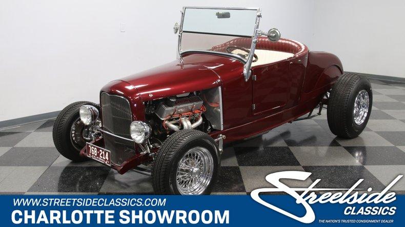 1927 Ford Highboy 1