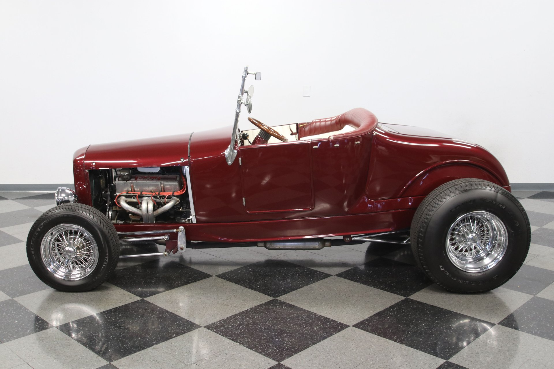 1927 ford highboy roadster