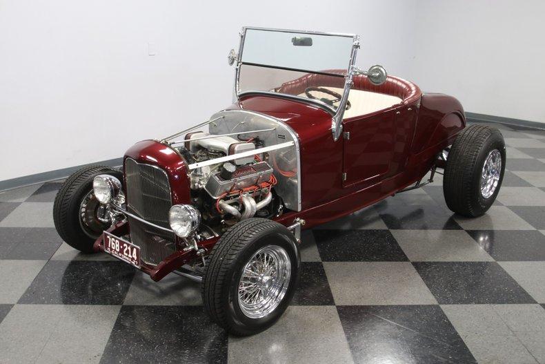 1927 Ford Highboy 39