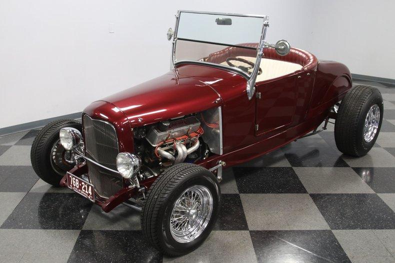 1927 Ford Highboy 22
