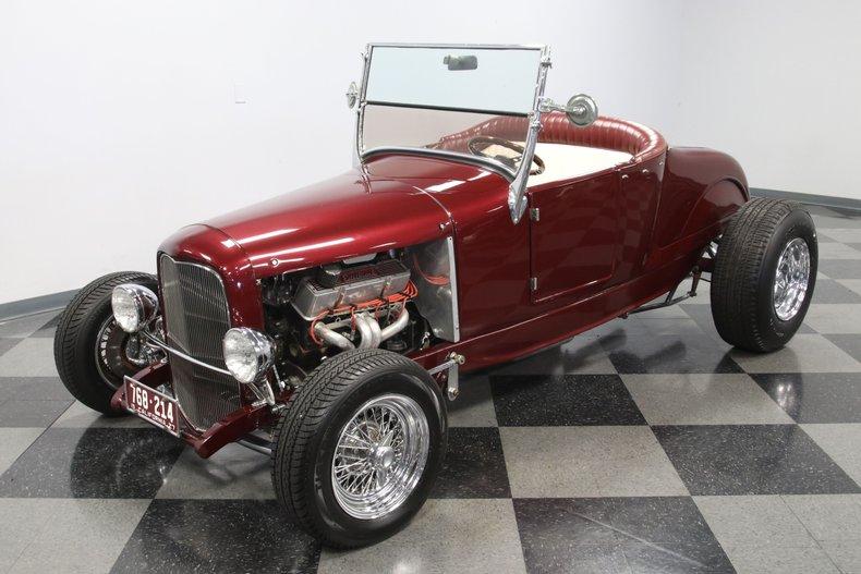 1927 Ford Highboy 5