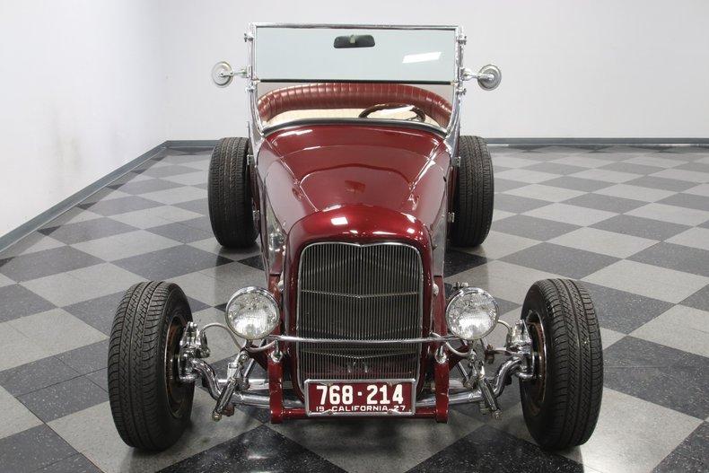 1927 Ford Highboy 19
