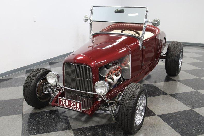 1927 Ford Highboy 20