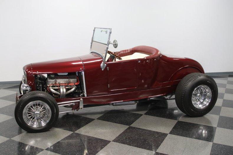 1927 Ford Highboy 6