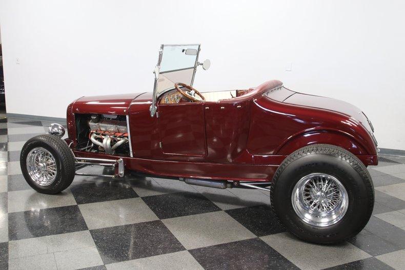 1927 Ford Highboy 8