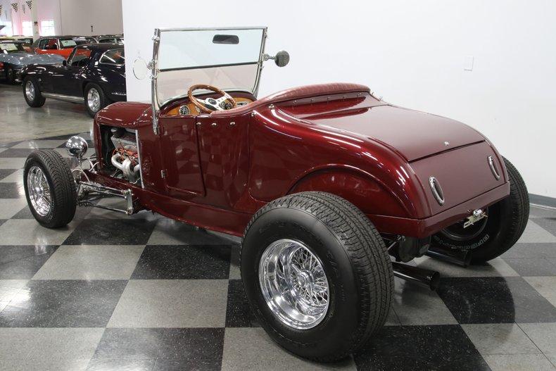 1927 Ford Highboy 9