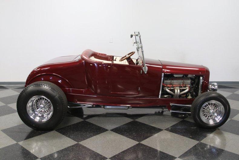 1927 Ford Highboy 33