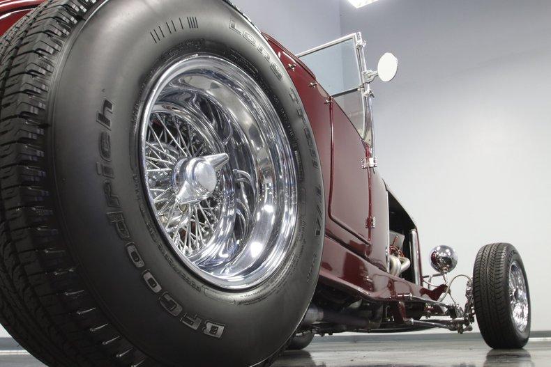 1927 Ford Highboy 32