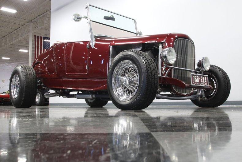 1927 Ford Highboy 37