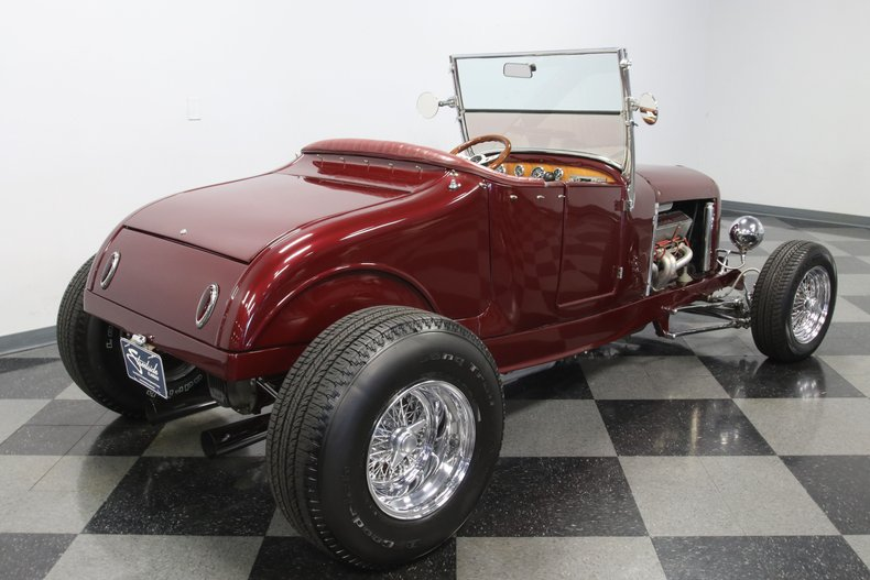 1927 Ford Highboy 13