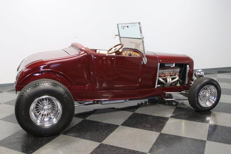 1927 Ford Highboy 14