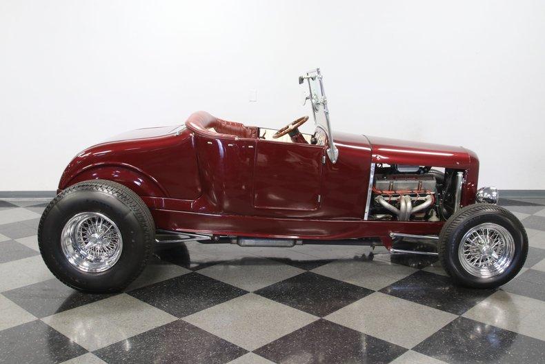 1927 Ford Highboy 15