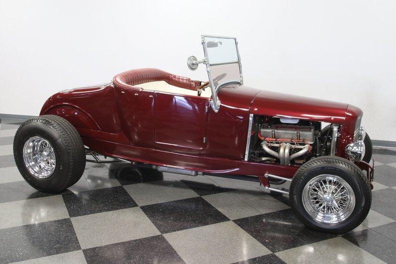 1927 Ford Highboy 16