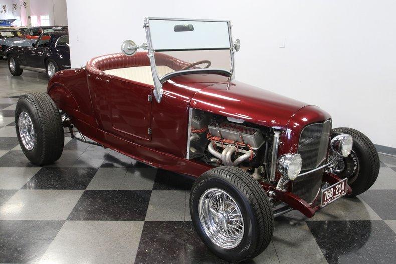 1927 Ford Highboy 17