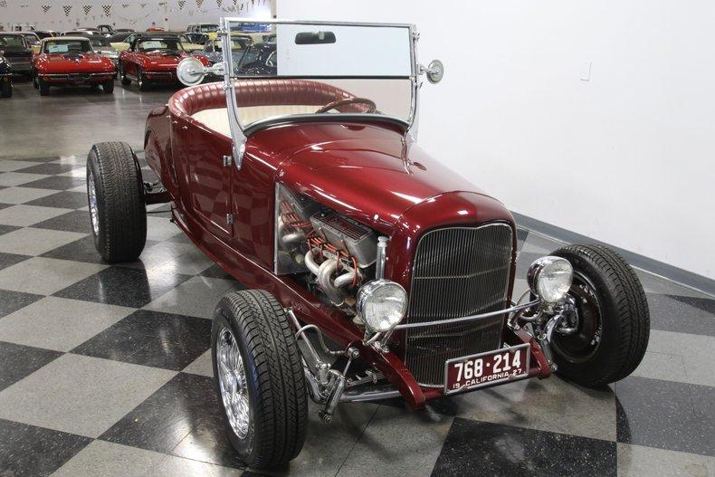 1927 Ford Highboy 18