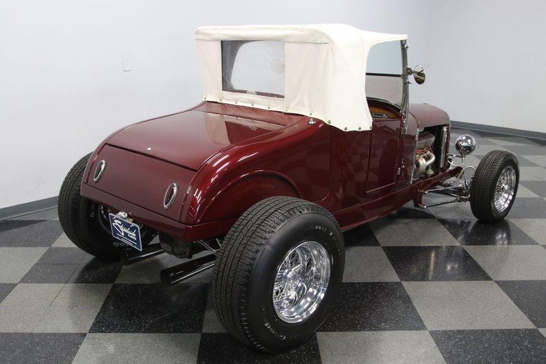 1927 Ford Highboy 31