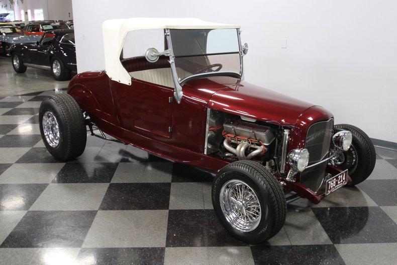 1927 Ford Highboy 38