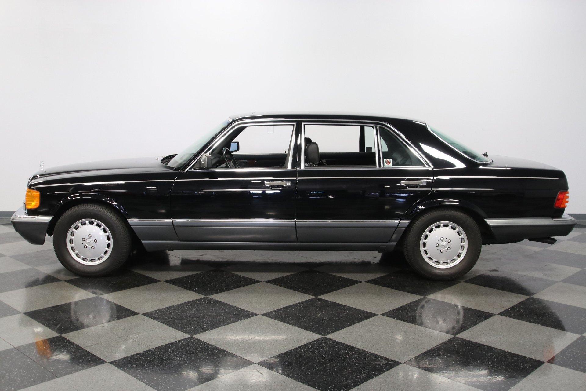 1990 mercedes benz 560sel