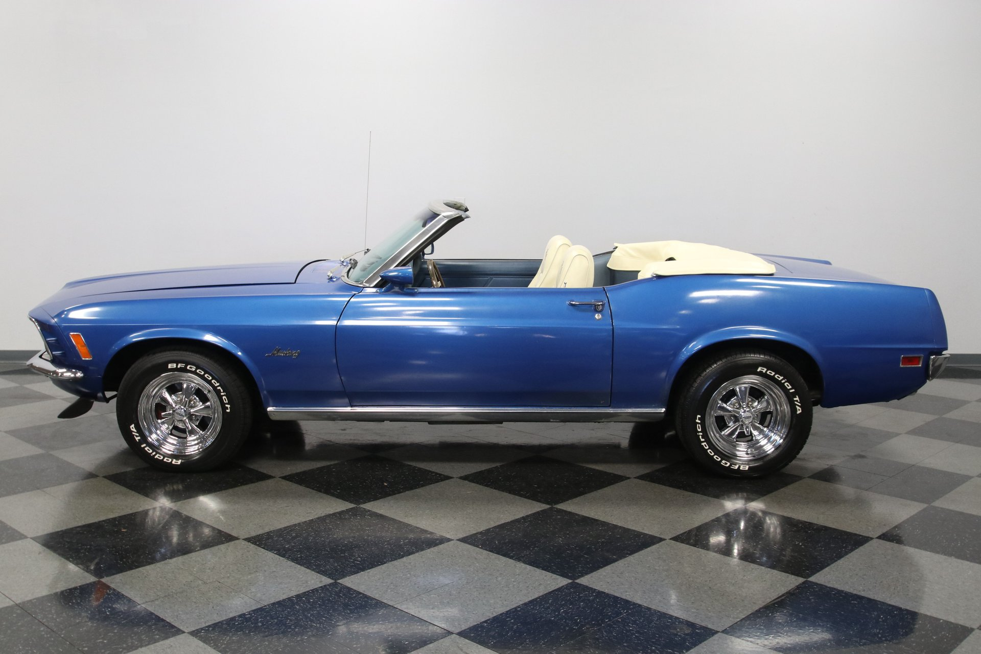 1970 ford mustang convertible