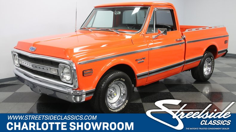 For Sale: 1969 Chevrolet C10