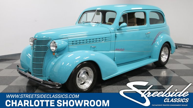 For Sale: 1938 Chevrolet Master